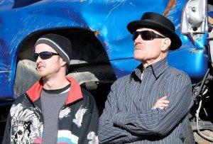 Breaking Bad - Jesse & Walt